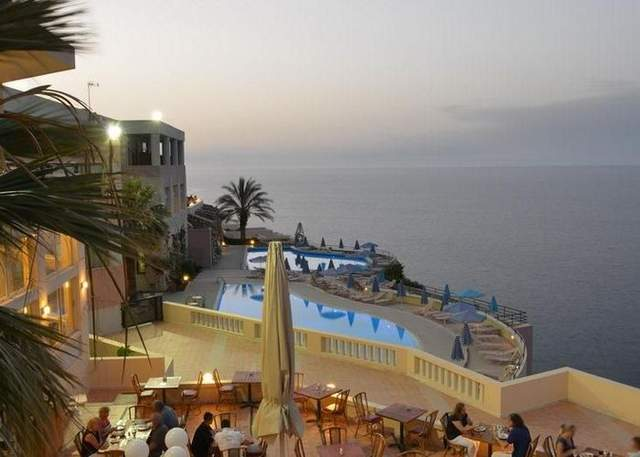 Chc Athina Palace Resort Spa Tez Tour