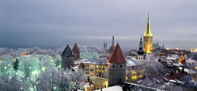 Penki patarimai ką veikti Estijoje žiemos metu