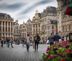 Lankytinos vietos Briuselyje
