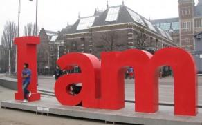 Lankytinos vietos Amsterdame!