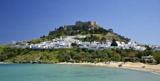Planuojantiems atostogas RODO saloje: puikūs viešbučiai geromis kainomis. Keliaukite balandį-birželį