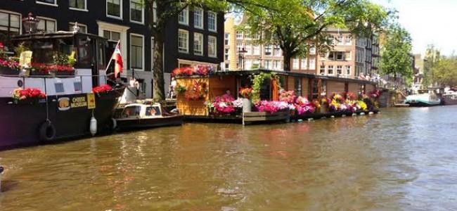 Kelionė į Amsterdamą – G. Gurevičiūtės įspūdžiai ir patarimai