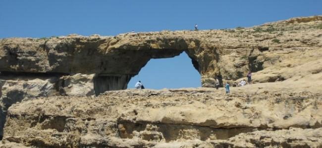 Gamtos stebuklai Maltai priklausančioje Gozo saloje