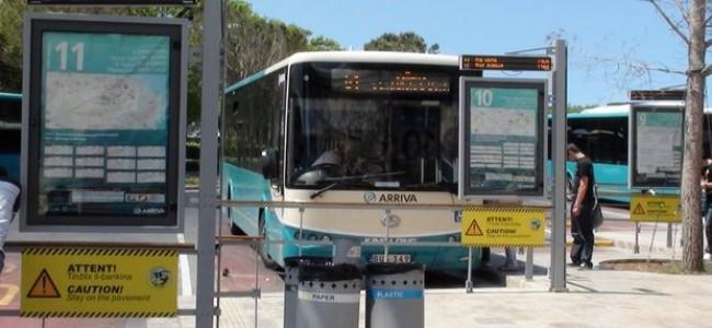 Pažinkite Maltą autobusais! Visuomeninio transporto informacija