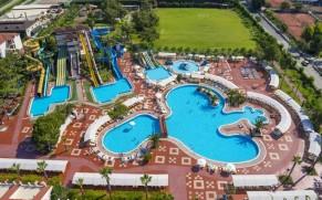 TURKIJA: 7 n. CLUB HOTEL TURAN PRINCE 5* viešbutyje su AI maitinimu tik nuo 420 €/asm.