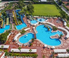 7 n. Turkijos CLUB HOTEL TURAN PRINCE 5* viešbutyje su AI maitinimu tik nuo 392 €/asm.