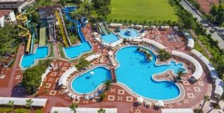 MANGO akcija! 7 n. Turkijos CLUB HOTEL TURAN PRINCE 5* viešbutyje su AI maitinimu tik nuo 407 €/asm.