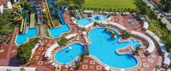 TURKIJA BALANDĮ: 7 n. CLUB HOTEL TURAN PRINCE 5* viešbutyje su AI maitinimu tik nuo 399 €/asm. + -33,33 €/asm. nuolaida