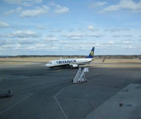 Ryanair mobilioji programėlė – patogus būdas užsiregistruoti į skrydžius bei turėti skrydžiui reikalingus bilietus