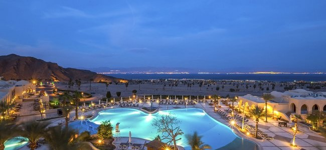 TABA RUDENĮ! Poilsis EL WEKALA AQUA PARK 4* viešbutyje su AI tik nuo 379 €/asm.