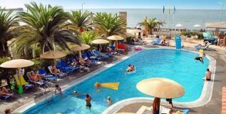 Kelionė į Korfu: 7 n. Roda Garden Village viešbutyje su viskas įskaičiuota tik 442 €/asm.