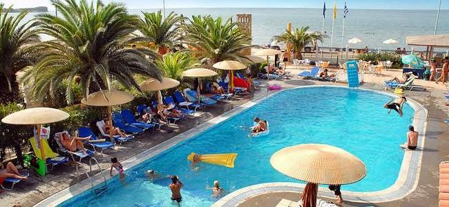 Kelionė į Korfu: 7 n. Roda Garden Village viešbutyje su viskas įskaičiuota tik 409 €/asm.