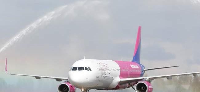 Wizz Air skraidys į Švedijoje esantį Geteborgą