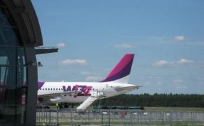 Registruojantis į Wizzair skrydžius nereikia įvesti asmens dokumento informacijos keliaujantiems Šengeno erdvėje