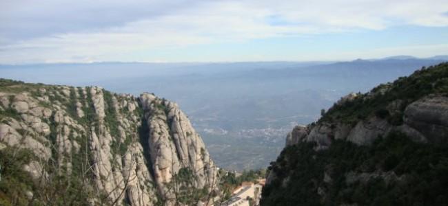 Montserato vienuolynas – švenčiausia Ispanijos vieta