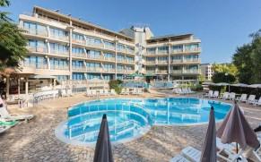 """Savaraniška kelionė į Bulgariją BIRŽELĮ: 7 n. Aquamarine 4* viešbutyje su """"viskas įskaičiuota"""" maitinimu ir skrydis tik nuo 364 €/asm."""