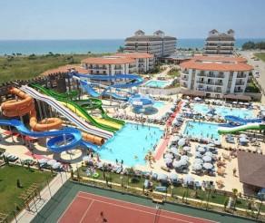 Atostogaukite Turkijoje su vaikais! 7 n. 5* viešbutyje Eftalia Aqua, su UAI maitinimu ir vandens parku tik nuo 439 €/asm.