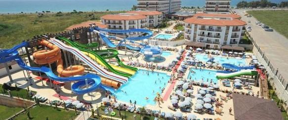 MANGO akcija! TURKIJA: 7 n. 5* viešbutyje EFTALIA AQUA, su UAI maitinimu tik nuo 321 €/asm.