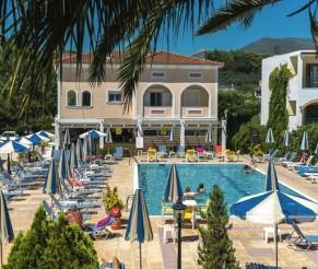 ZAKINTAS! 7 n. IONIS ART 4* viešbutyje su viskas įskaičiuota tik 619 €/asm.