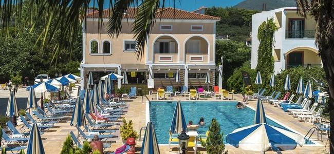 ZAKINTAS! 7 n. IONIS ART 4* viešbutyje su viskas įskaičiuota tik 579 €/asm.