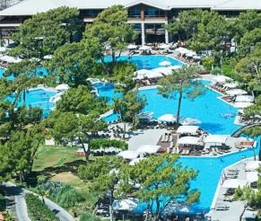 SAVAITGALIO PASIŪLYMAS! VIP POILSIS TURKIJOJE! Tik nuo 437 € už 7 n. poilsį prabangiame RIXOS SUNGATE 5* viešbutyje