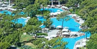 MANGO akcija! VIP POILSIS TURKIJOJE! Tik nuo 430 € už 7 n. poilsį prabangiame RIXOS SUNGATE 5* viešbutyje