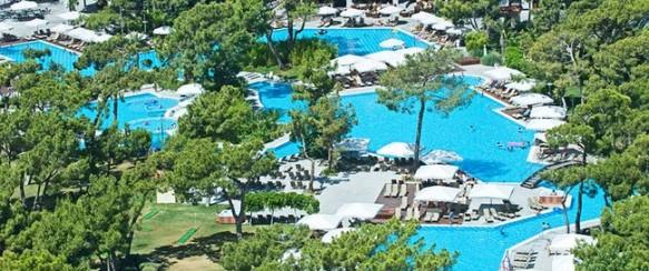 IŠANKSTINIAI PARDAVIMAI! VIP POILSIS TURKIJOJE! Tik nuo 426 € už 7 n. poilsį prabangiame RIXOS SUNGATE 5* viešbutyje