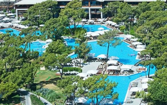 VIP POILSIS TURKIJOJE! Tik nuo 488 € už 7 n. poilsį prabangiame RIXOS SUNGATE 5* viešbutyje + NUOLAIDA IKI 100 €
