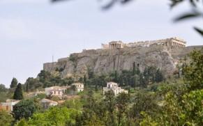 Lankytinos vietos Atėnuose (I dalis)