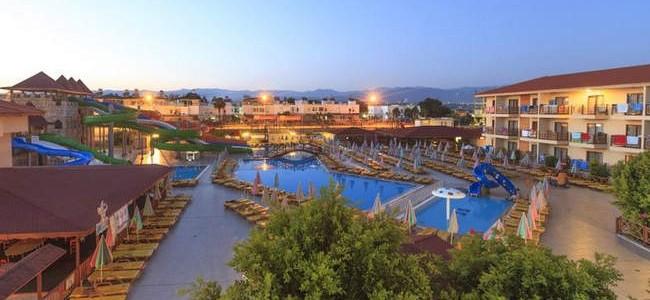 Atostogaukite Turkijoje su vaikais! 7 n. kelionė į EFTALIA VILLAGE 5* su viskas įskaičiuota tik nuo 398 €/asm.