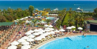 TURKIJA: HOTEL TURAN PRINCE 5* su viskas įskaičiuota tik nuo 399 €/asm. + -33,33 €/asm. nuolaida
