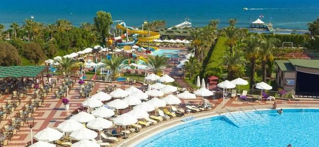 TURIZMO PARODOS PASIŪLYMAS! TURKIJA GEGUŽĘ: HOTEL TURAN PRINCE 5* su viskas įskaičiuota tik nuo 457 €/asm.
