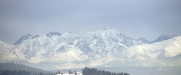 Slidinėjimas Slovakijos Tatruose vilios ir lygumų slidinėtojus