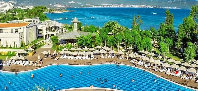 Turkija, Bodrumas! Atostogos Roxy Luxury Spa 5* su 24 h ultra viskas įskaičiuota tik nuo 339 €