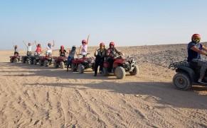 Poilsis Egipte: patarimai, norintiems aktyvios veiklos