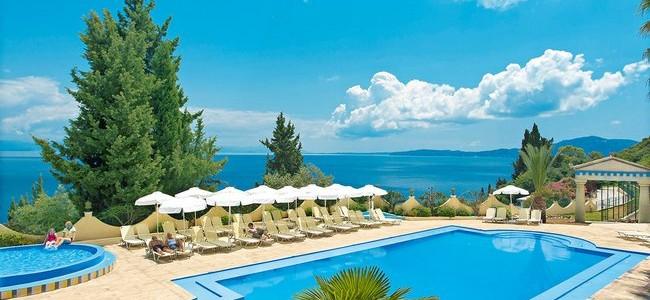 Kelionė į Korfu: 7 n. Primasol Louis Ionian Sun 4* viešbutyje su viskas įskaičiuota tik 336 €/asm.