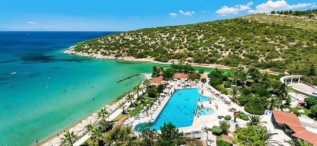 TURKIJA, IZMIRAS! 7 n. TUSAN BEACH RESORT 5* viešbutyje su 24 h viskas įskaičiuota tik nuo 499 €