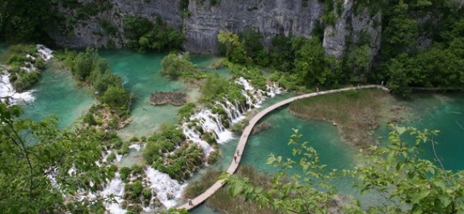 Kelionė po Kroatiją – Plitvicų ežerų nacionalinis parkas