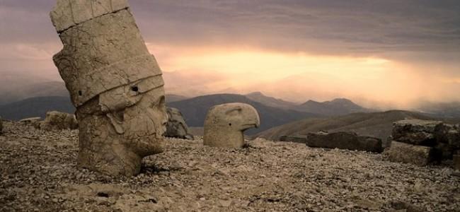 Kelionė po Turkiją. Paslaptingas Nemruto kalnas