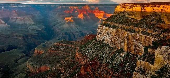 Lankytinos vietos Amerikoje: kvapą gniaužiantys gamtos stebuklai