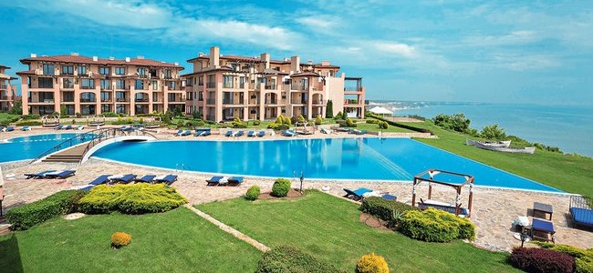 BULGARIJA: poilsis Kaliakria Resort 4*+ su AI maitinimu tik nuo 364 €/asm.