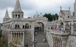 Budapešto Žvejų bastionas – geriausia vieta mėgautis pasakiškais miesto vaizdais