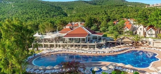 Idealus poilsis Turkijos Bodrume! 7 n. Roxy Luxury Nature 5* viešbutyje su 24 h ultra viskas įskaičiuota tik nuo 339 €/asm.