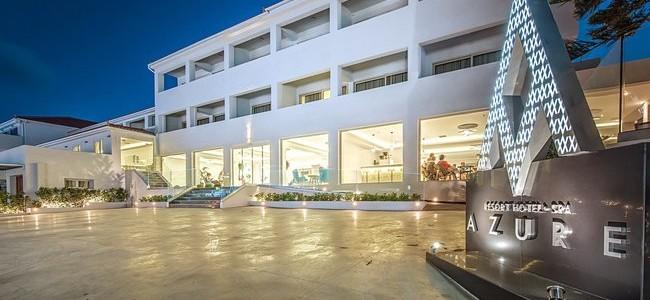 ZAKINTAS! 7 n. Azure Resort 5* viešbutyje su AI maitinimu tik nuo 586 €/asm.