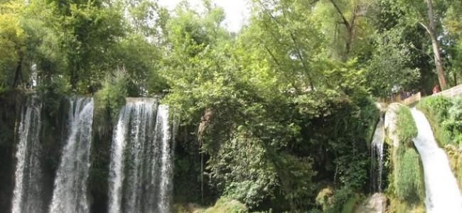 Dudeno kriokliai – įdomi lankytina vieta Antalijoje