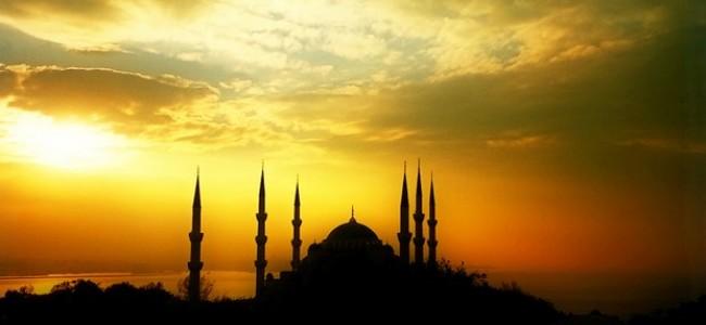 Stambulo įžymybės: Mėlynoji mečetė