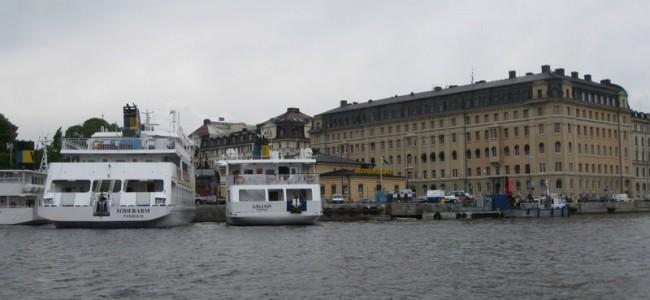Turistų mėgstamiausios lankytinos vietos Stokholme