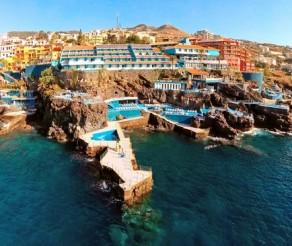 MADEIRA: atostogos Rocamar and Royal Orchid 4* viešbutyje su HB maitinimu tik 469 €