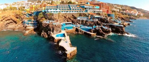 MADEIRA: atostogos Rocamar and Royal Orchid 4* viešbutyje su HB maitinimu tik 486 €