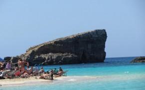 Mėlynoji lagūna – žydras rojaus kampelis Maltoje